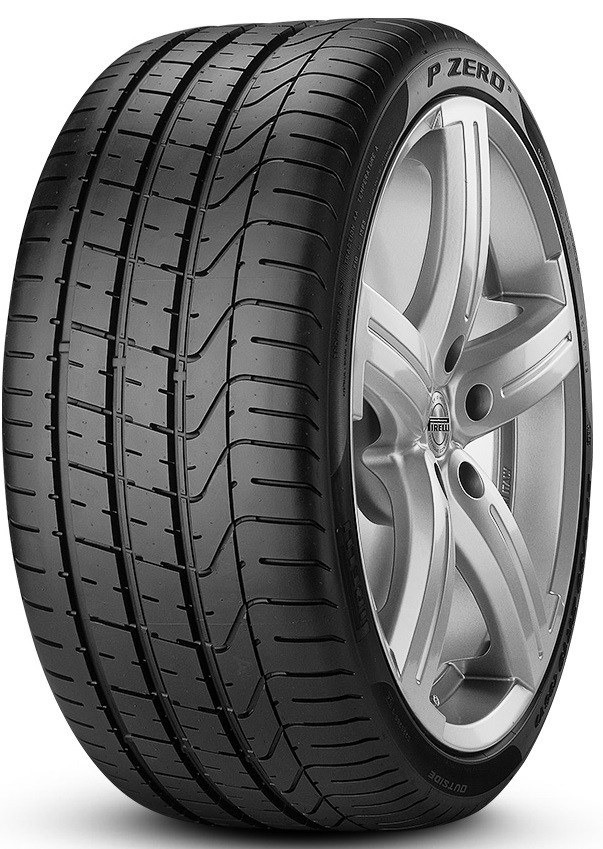 Neum/ático veranos Pirelli P Zero runflat 275//35//R18 95Y F//B//72