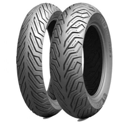 MICHELIN 130 70 C12 62S TL CITY GRIP 2