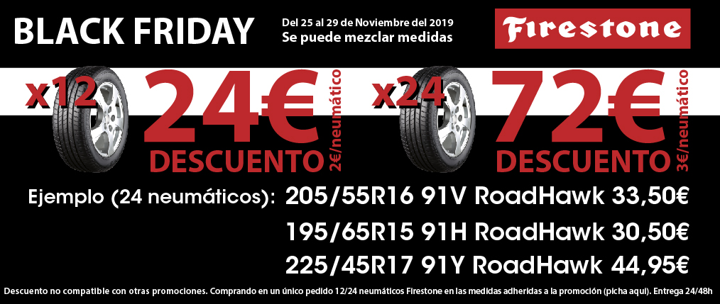Black Friday en Dontyre